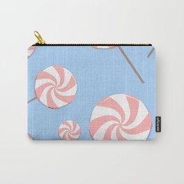 pink lollipops Carry-All Pouch