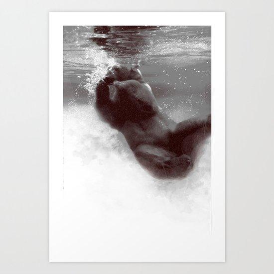 WaterBear Art Print