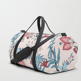 Floral pattern 8700 Duffle Bag