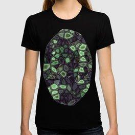 Fractal Gems 04 - Emerald Dreams T-shirt