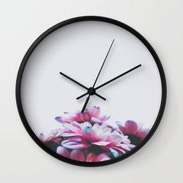 Peeking Daisy Wall Clock