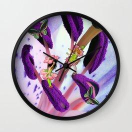 FAIRIES Wall Clock