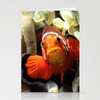 nemo Stationery Cards featuring Nemo  by RevatiN