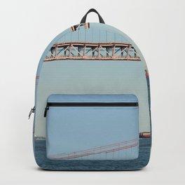 Lisbon bridge Backpack