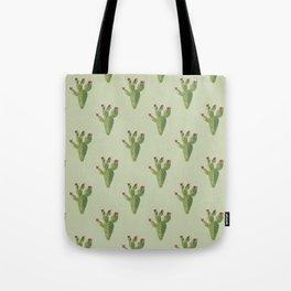 Desert Cacti Tote Bag