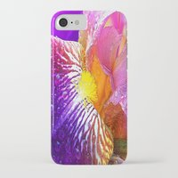 iris iPhone & iPod Cases featuring Iris by Robin Curtiss