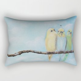 One Spring Day Rectangular Pillow