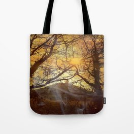 Mystery Tor. Tote Bag
