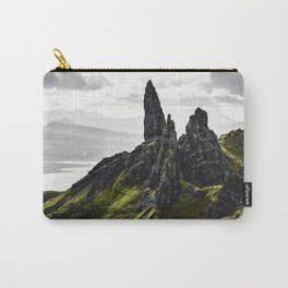 Old Man Of Storr - Isle Of Skye - Scotland Carry-All Pouch