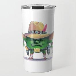 Pea Shooter Travel Mug