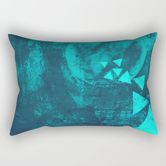 The Pharaoh Delirium Rectangular Pillow