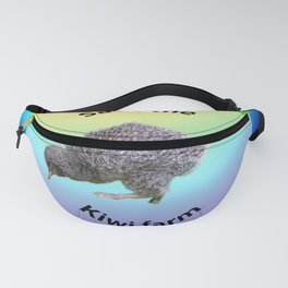 Save the kiwis Fanny Pack