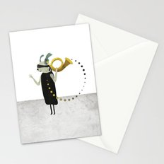 THE INTUITIVE QUEEN Stationery Cards