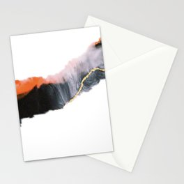 Fault Line Stationery Cards