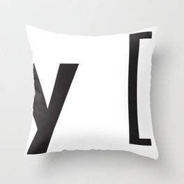 Fuly [sic] Throw Pillow