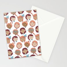 Pattern Project #22 / Girl Gang Stationery Cards