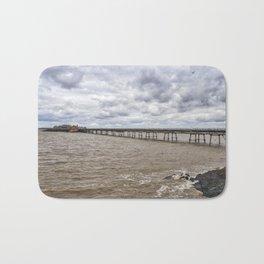 Birnbeck Pier. Bath Mat
