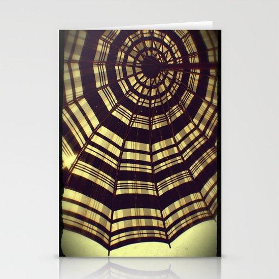 Antique Umbrella Stationery Cards