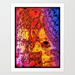 Nanunano Art Print