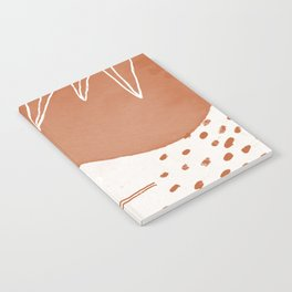 clay & sand Notebook