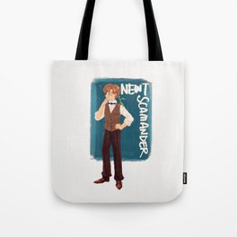 Newt Scamander Tote Bag