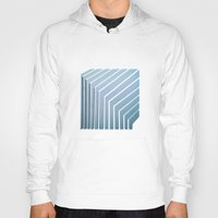 waterfall Hoodies featuring Waterfall by Carlos Castro Perez