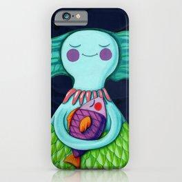 Mom Mermaid iPhone Case