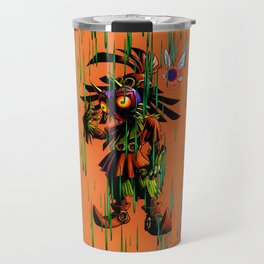 Majora Mask Travel Mug