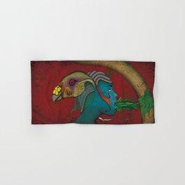 Siamese God Hand & Bath Towel