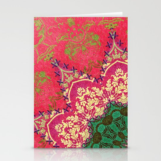 Royal Mandala 1 Stationery Cards