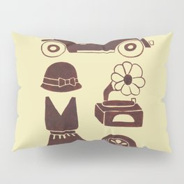 Back in the 20's Pillow Sham