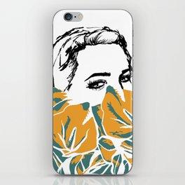 Calla Beauty iPhone Skin