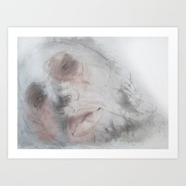 Reddan I Art Print