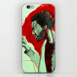 Donald in Sober iPhone Skin
