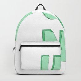 Um, NO! Tumblr Design Backpack