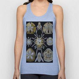 Ernst Haeckel Echinidea Sea Urchin Unisex Tank Top