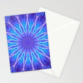 Lightning Mandala Stationery Cards