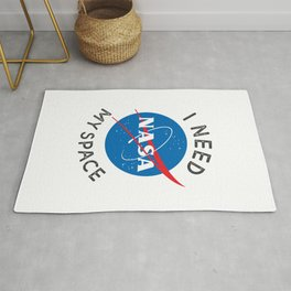 I Need My Space Rug