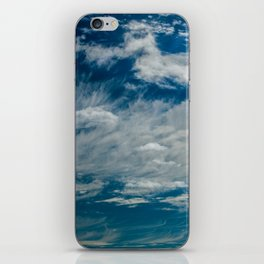 SIMPLY CLOUDS iPhone Skin