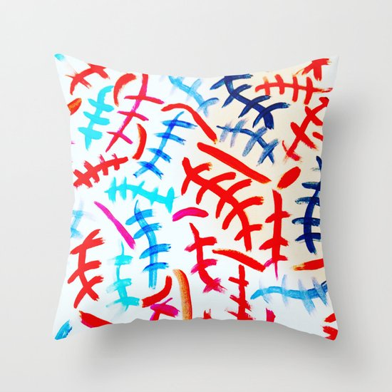Kitoko Throw Pillow