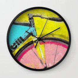 FIXED Pop Dreams Wall Clock