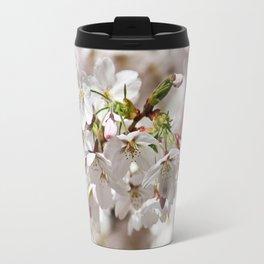 springtime! ... under the cherry tree 01 Travel Mug