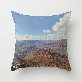 Grand Canyon National Park Arizona Throw Pillow