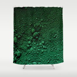 Verde Absoluto Shower Curtain