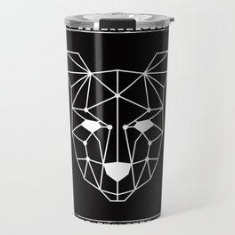Totem Festival 2015 - White & Black Travel Mug