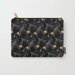 Blackberry of Genius Catt Carry-All Pouch