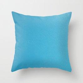 Cerulean Throw Pillow