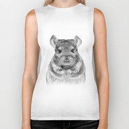 Chinchilla Biker Tank