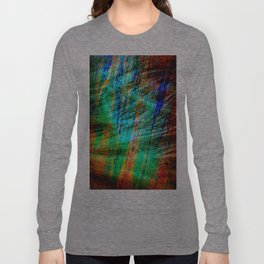 Abstract 555 Long Sleeve T-shirt