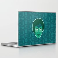 han solo Laptop & iPad Skins featuring Han Solo by Kuki